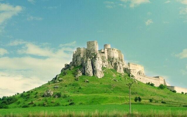 Spišský hrad 1 Slevoking