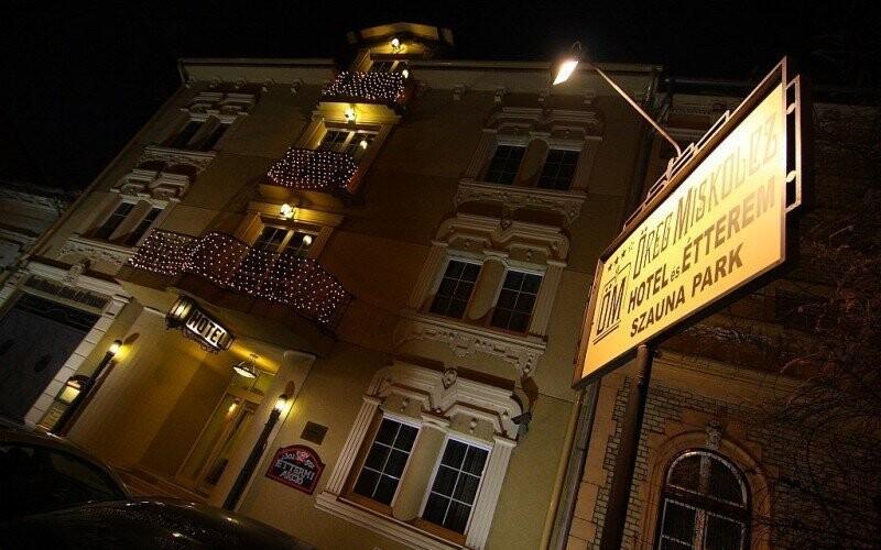 Hotel Öreg Miskolcz Slevoking