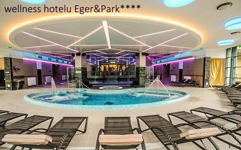 Hotel Eger & Park Wellness Eger Slevoking