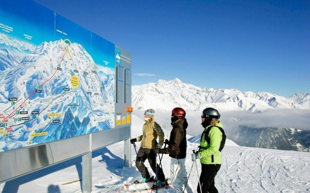 Dachstein - parádní lyžovačka pro všechny milovníky zimních sportů