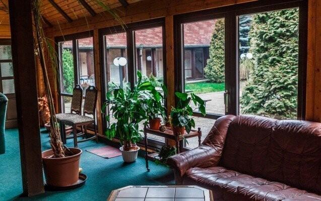 Hotel Ring Sleva Slevoking Posilovna Sauna dovolená