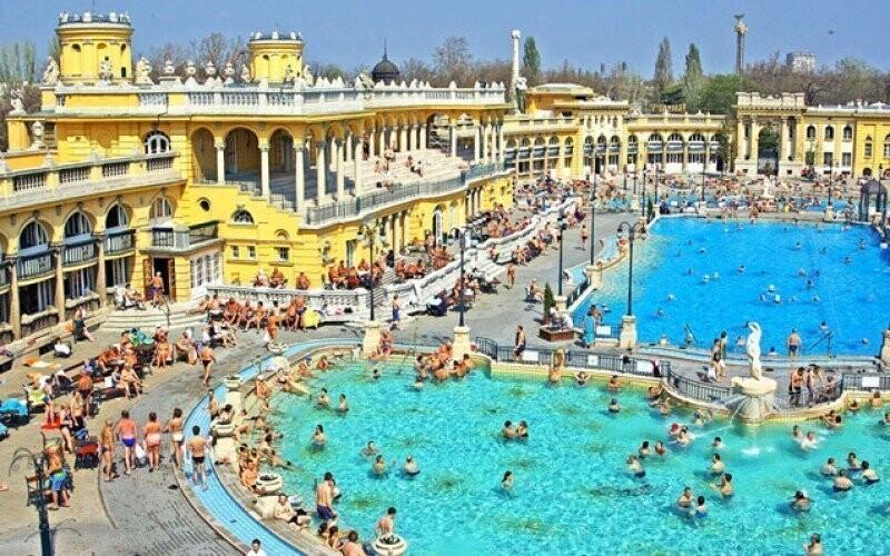 Lazne Budapest Slevoking