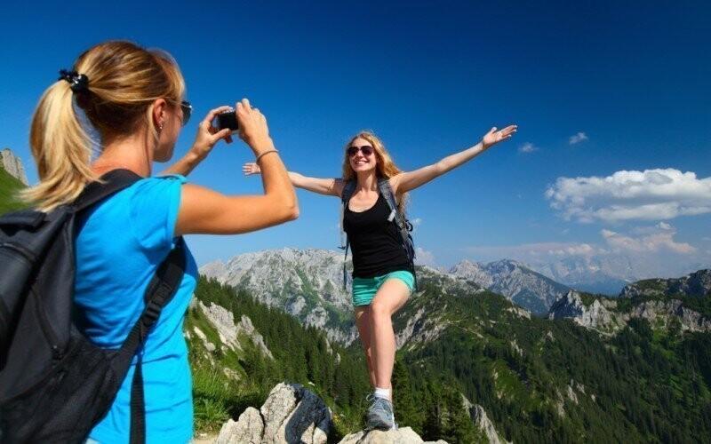 Tyrol Alpy Rakousko Slevoking