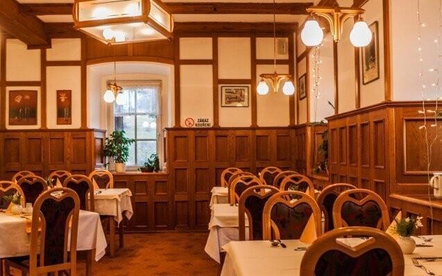 Krkonoše Hotel Arnika Rudník wellness Slevoking