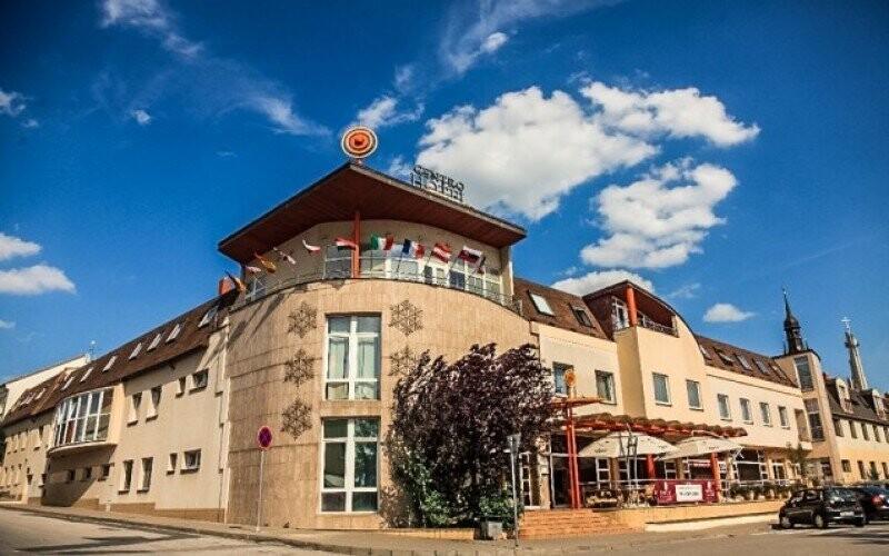 Hotel Centro Hustopeče Sleva Slevoking