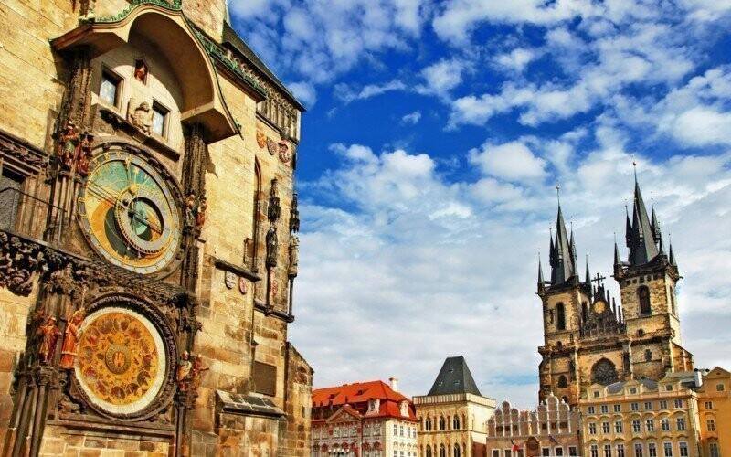 Praha Slevoking