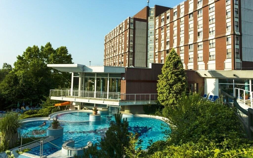 Vychutnejte si veškerý komfort v hotelu Danubius Health Spa Resort Aqua****