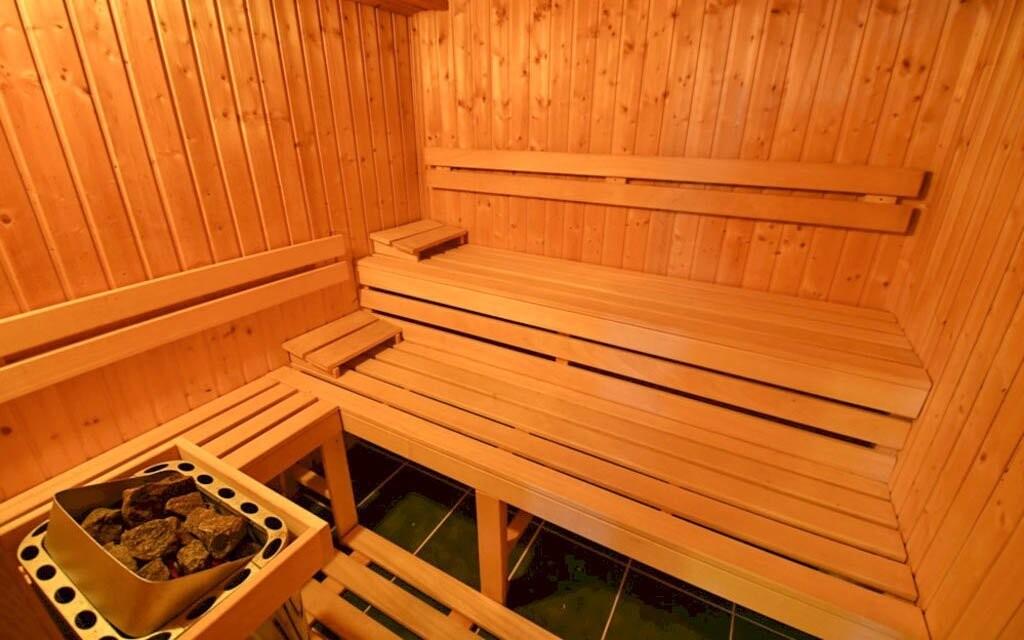 Finská sauna, wellness, Penzión Encián, Vysoké Tatry