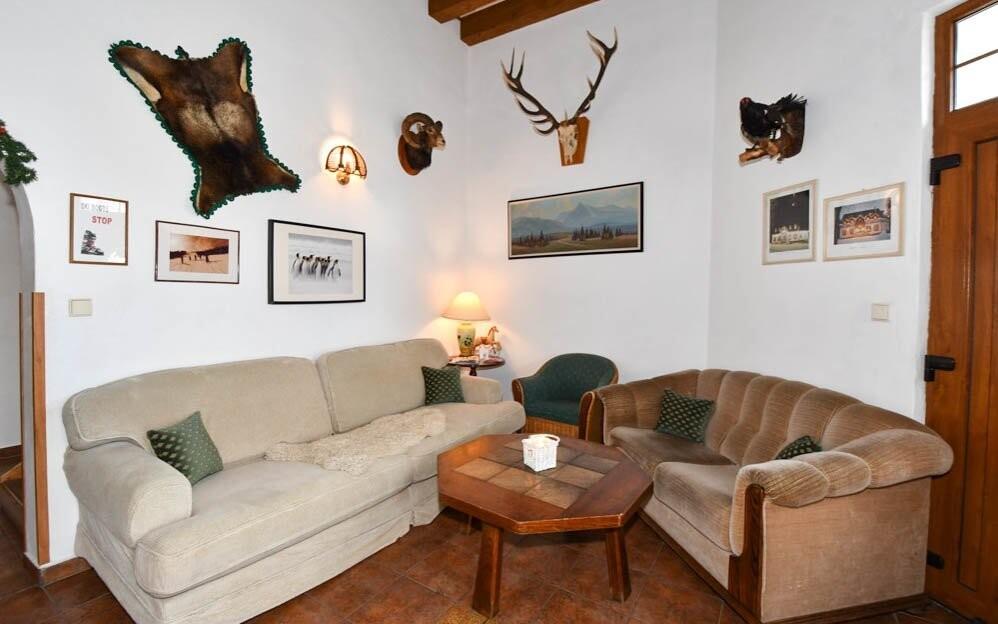 Lovecké interiéry, Penzión Encián, Tatranská Lomnica