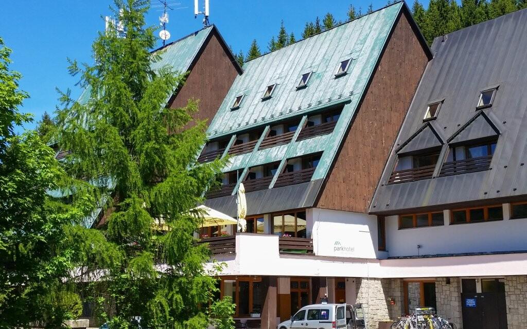 Parkhotel Harrachov *** s výhledem na Čertovu horu
