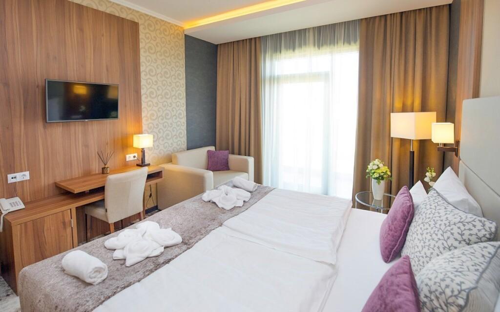 Pokoj Standard, Outlet Hotel Polgar **** Maďarsko