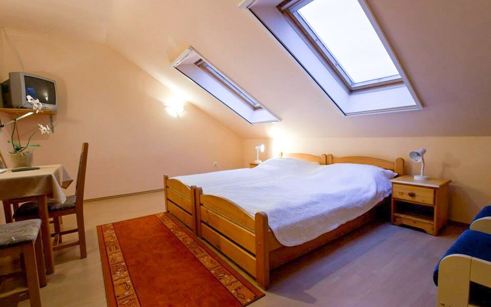 Pohodlné izby, Fertő-parti Panzió, Hegykő, Maďarsko
