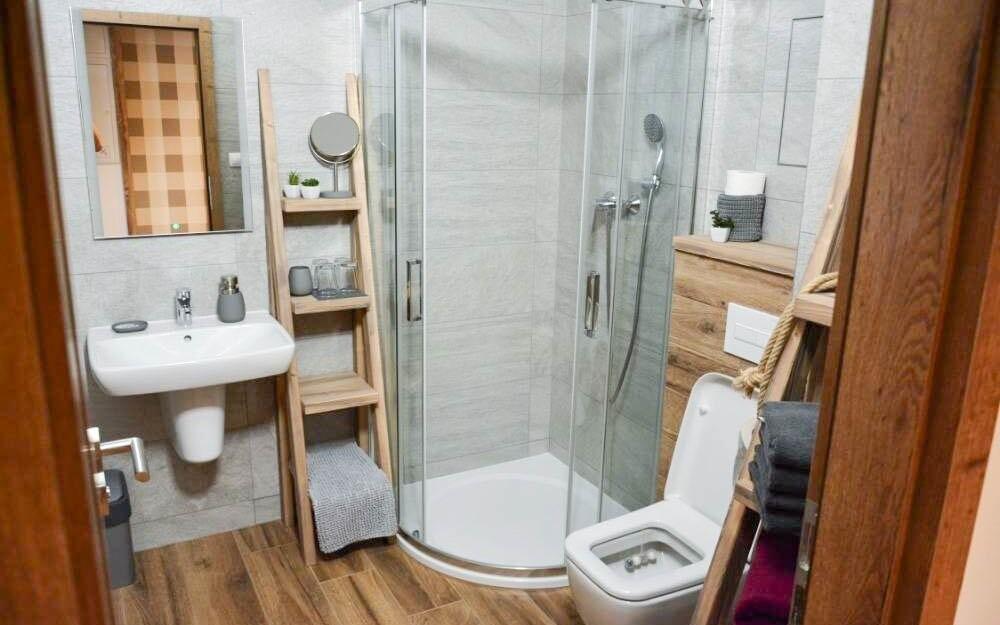 Koupelna, Apartmány POCO LOCO, Krkonoše