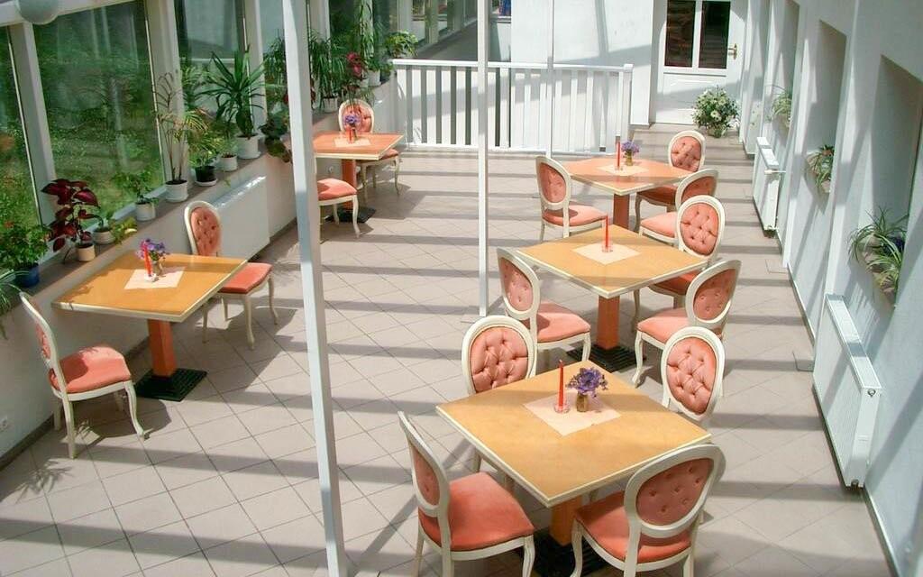 Reštaurácia, Hotel Corum ***, Poľsko