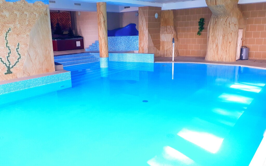 Bazén, wellness, Hotel Corum *** Karpacz, poľské Krkonoše