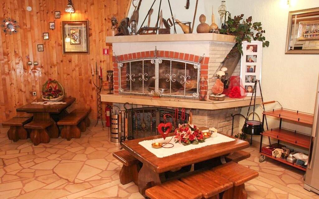 Príjemná reštaurácia, Hotel Makarska ***