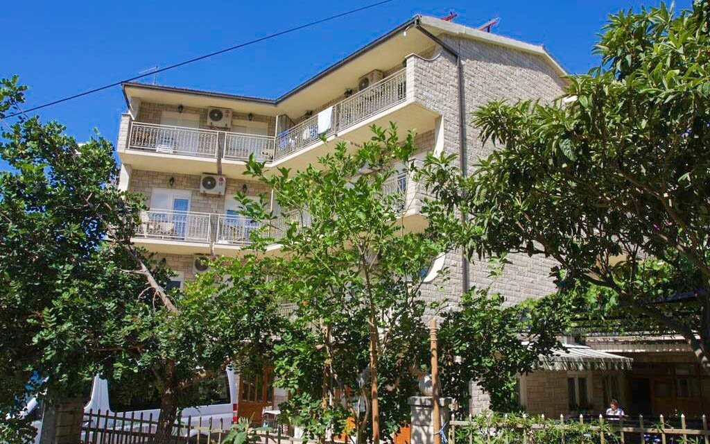 Hotel Makarska *** v centre obľúbeného letoviska