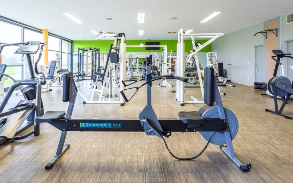 Neobmedzený vstup do fitness centra