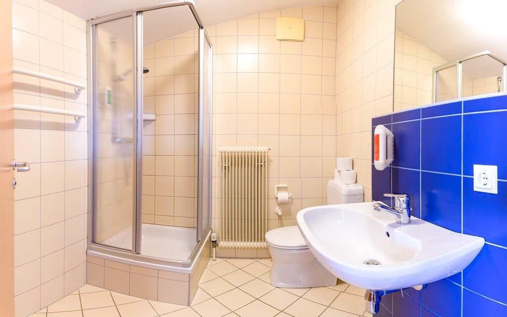 Kúpeľňa pri každej izbe, Sportsarea Grimming ***