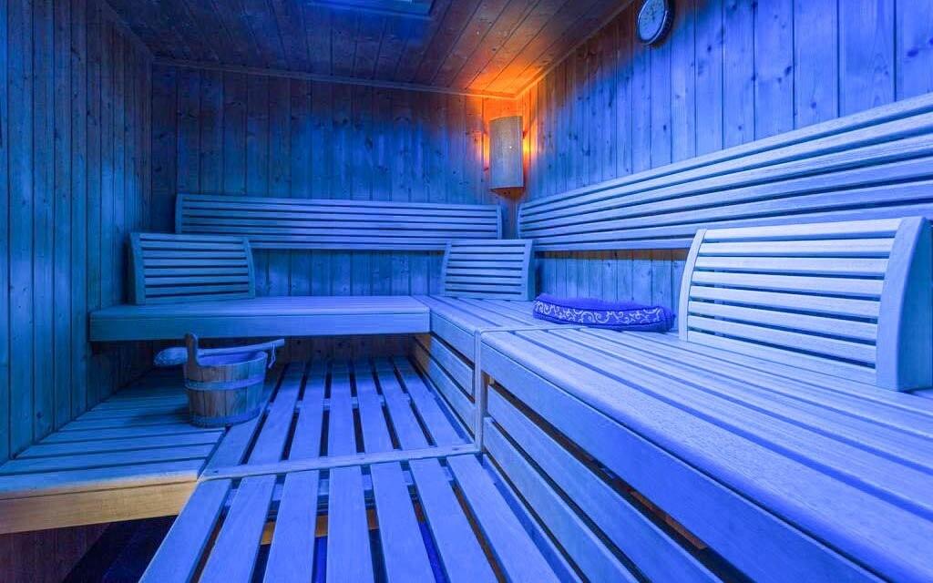 Wellness vo Sportsarea Grimming *** - sauna