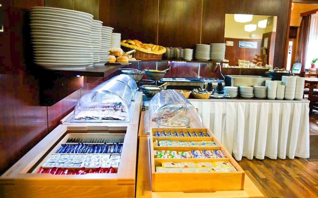 Raňajky formou bufetu vám dodajú energiu