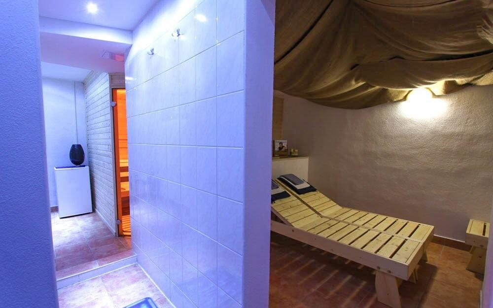 Užijte si vstup do sauny