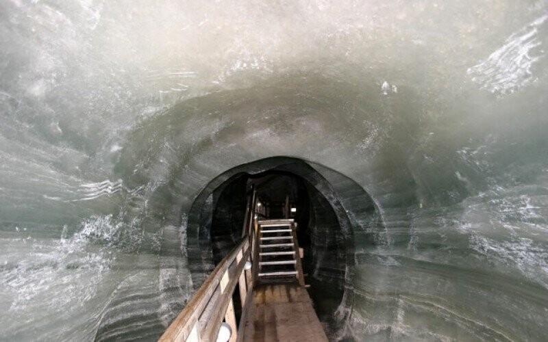 Dobšinska ledova jaskyne Tatry vylet