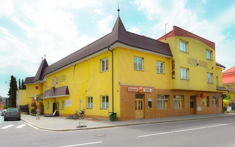 Hotel Tara Slevoking Zlavoking Čechy