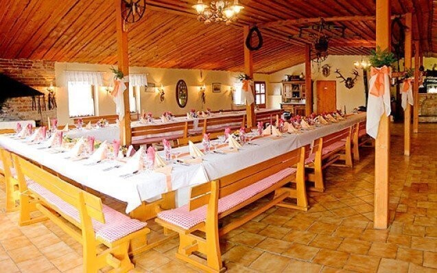 zámek lednice  zahrada dovolená sleva hippoclub restaurace
