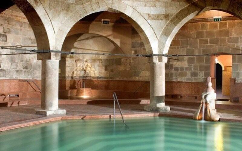 Budapest SPA Dovolena lazne koupele madarsko