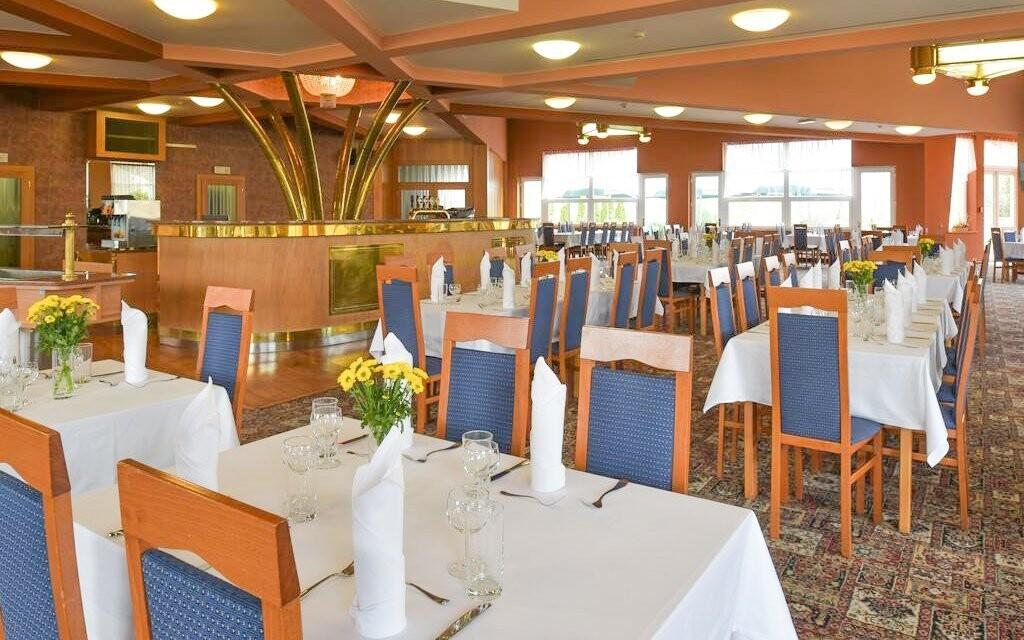 Užite si aj luxusné prostredie reštaurácii