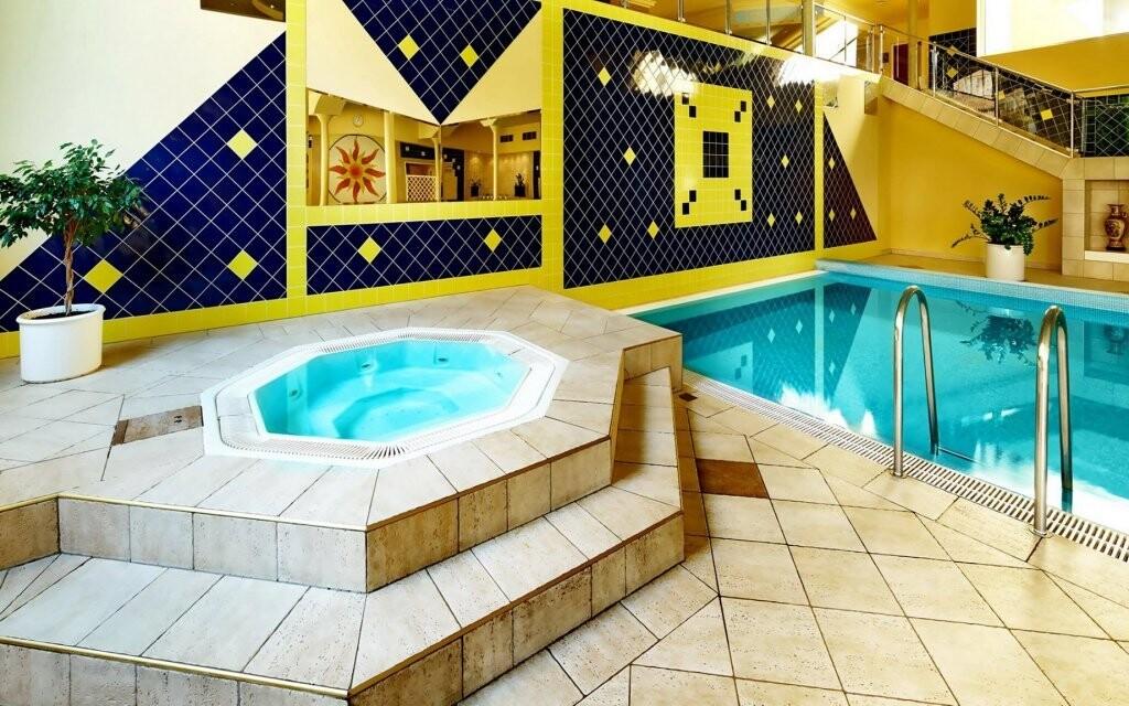 Využite neobmedzený vstup do hotelového wellness