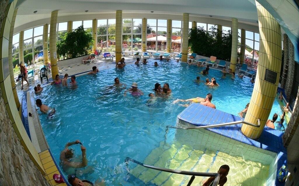 Thermalpark Dunajská Streda patří k největším termálům na Slovensku