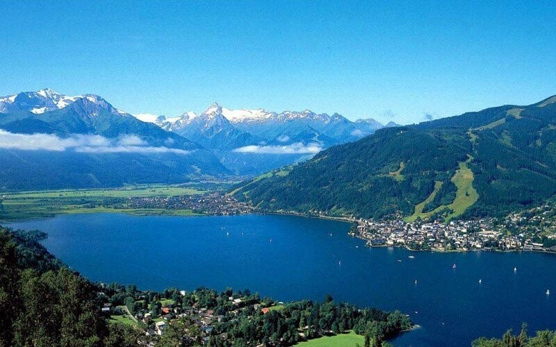 Zell am See Slevoking