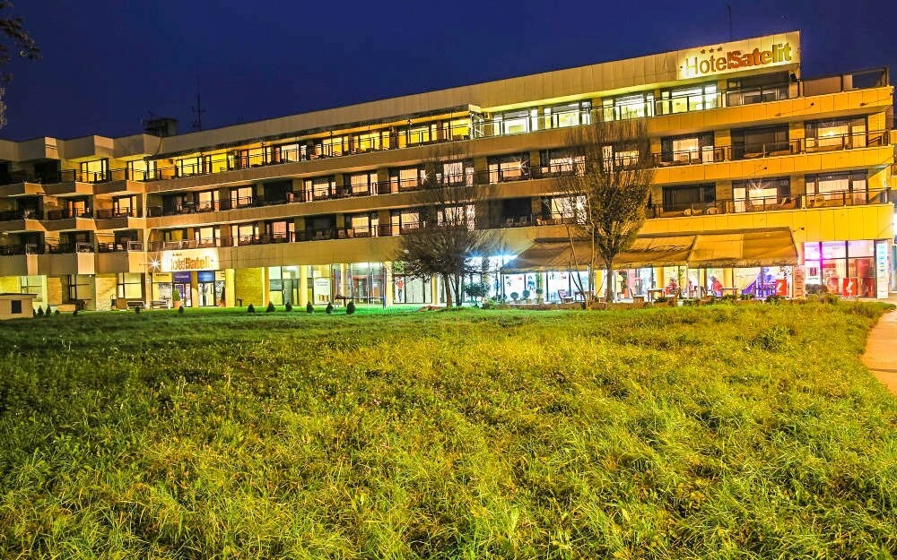 Užijte si relaxační pobyt v hotelu Satelit v Piešťanech