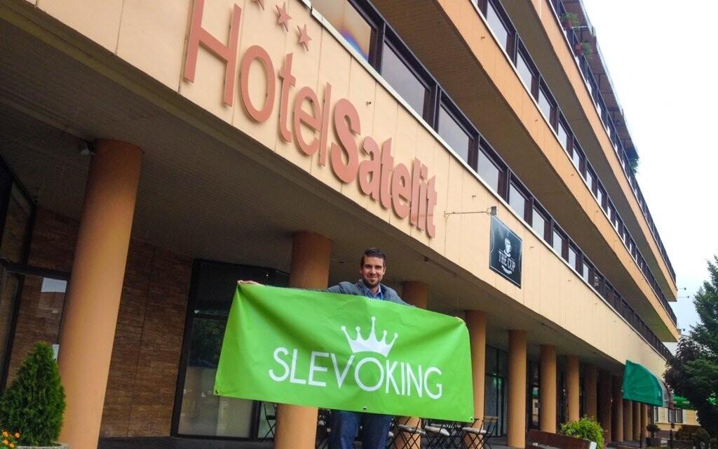 Hotel Satelit pro vás tým Slevokingu osobně ověřil