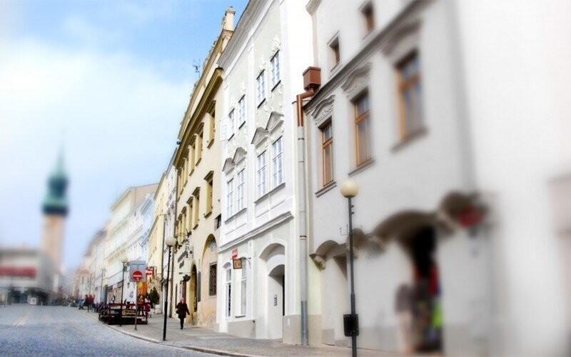 TGM Znojmo Slevoking zlavoking Hotel ubytování