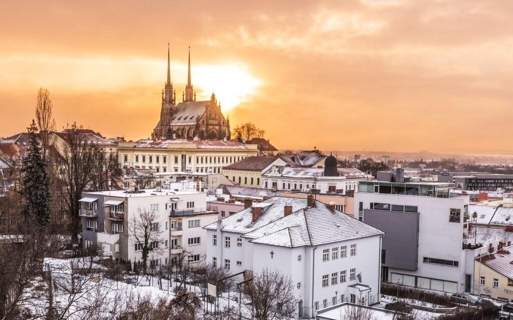 Brno má jedinečnú atmosféru