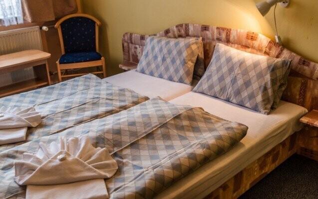 Františkovy lázně wellness Zátiší Hotel Slevoking