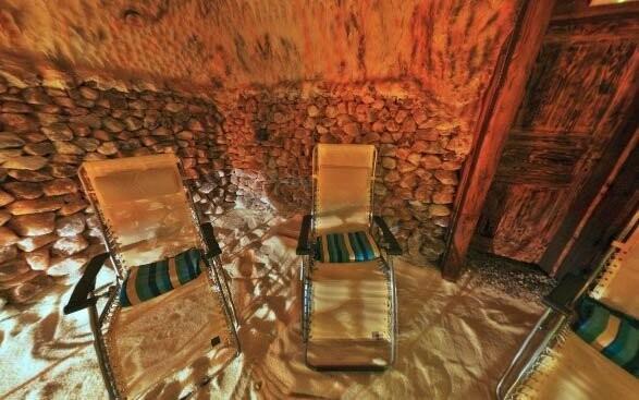 Wellness, solná jeskyně, Hotel Petr Bezruč, Beskydy