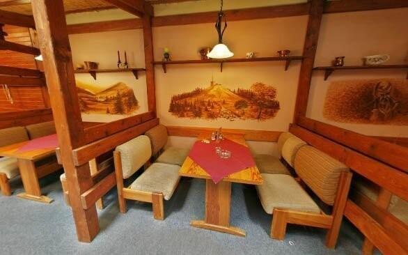 Stylová kavárna, Hotel Petr Bezruč, Beskydy