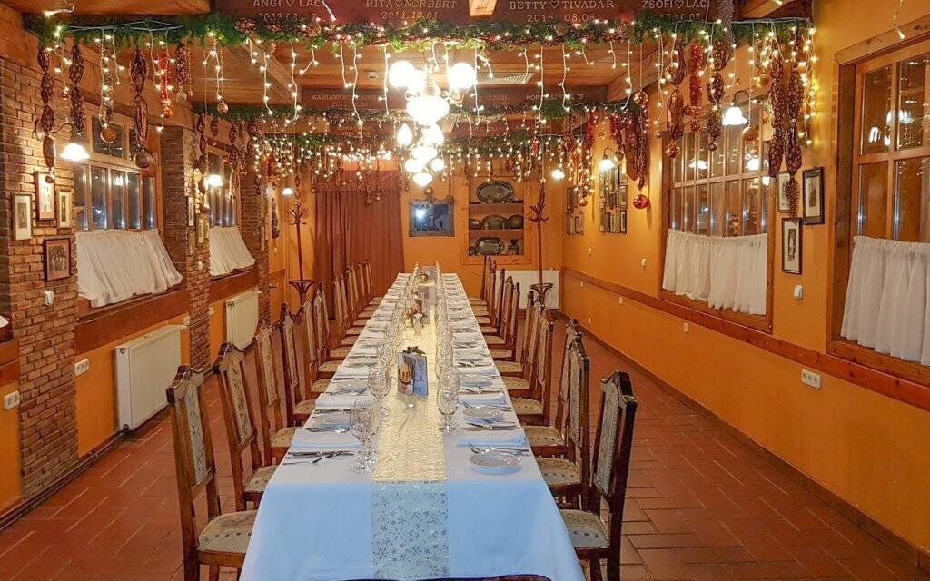 V tunajšej reštaurácii si zaručene pochutnáte