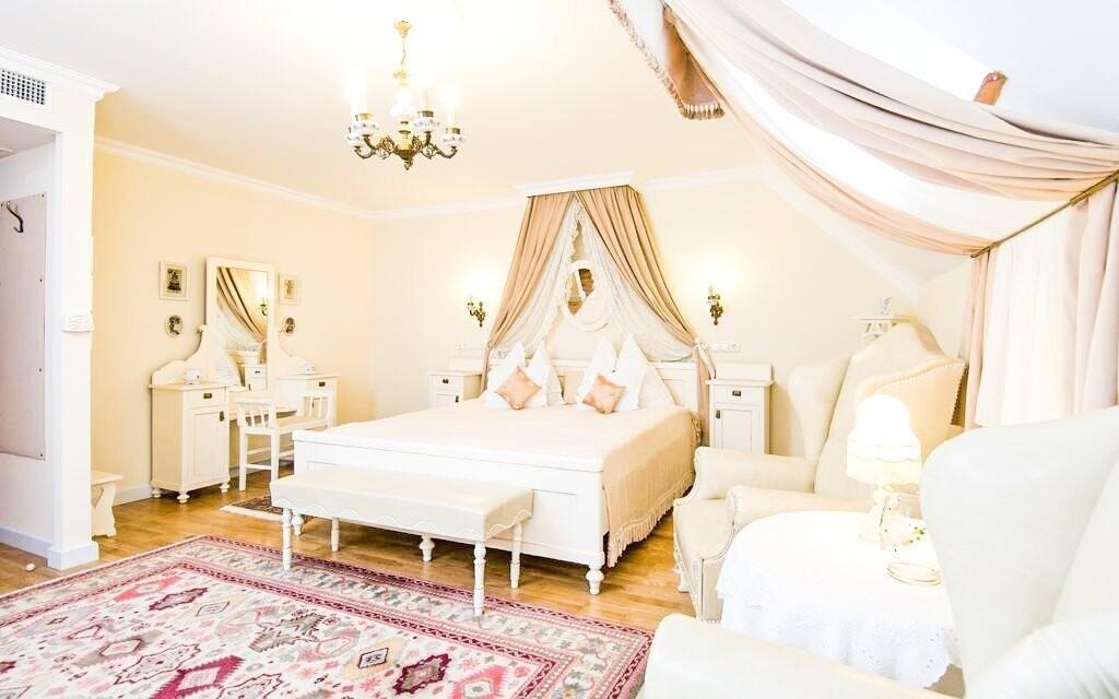 Izby sú útulné a pohodlné