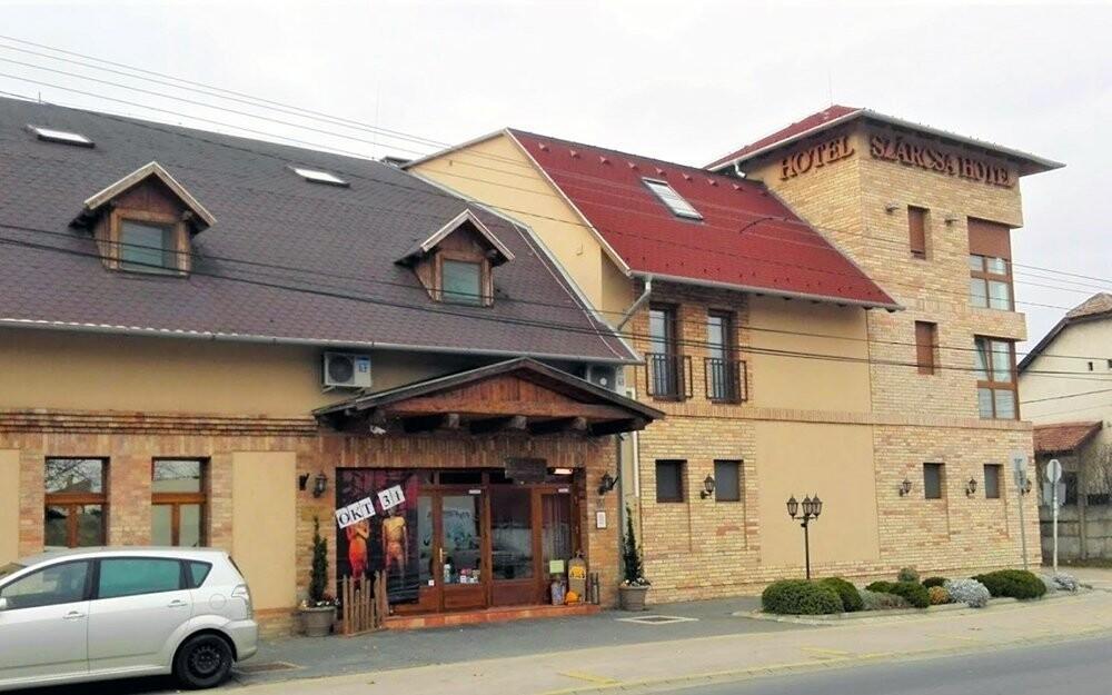 Boutique Hotel Szárcsa vás očarí