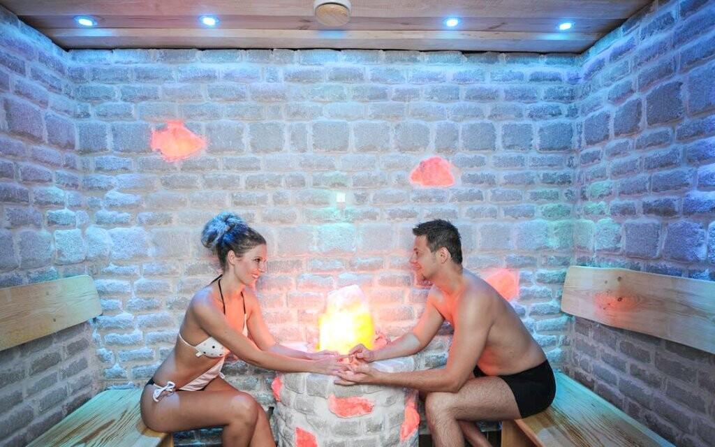 K dispozícii sú aj sauny