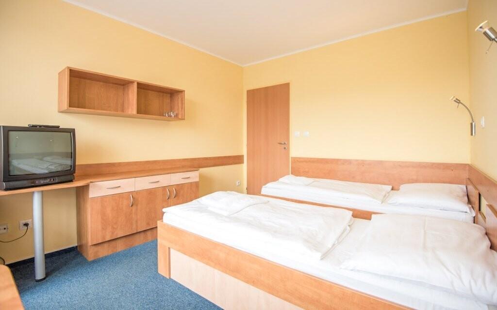 Izby sú útulne vybavené