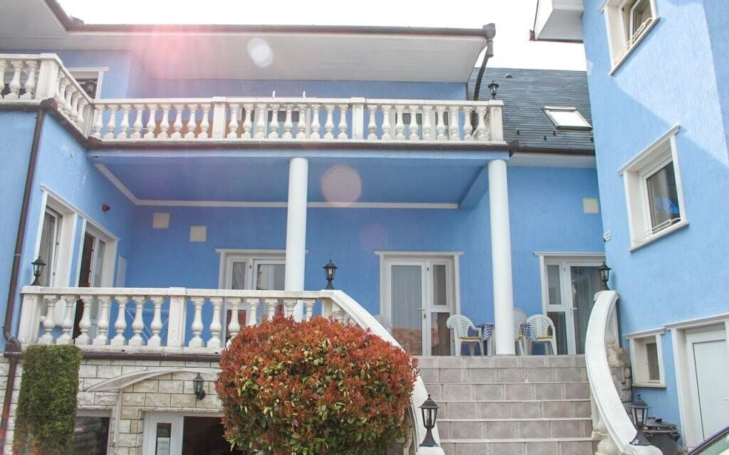 Blue Villa vás okouzlí svou domáckou atmosférou