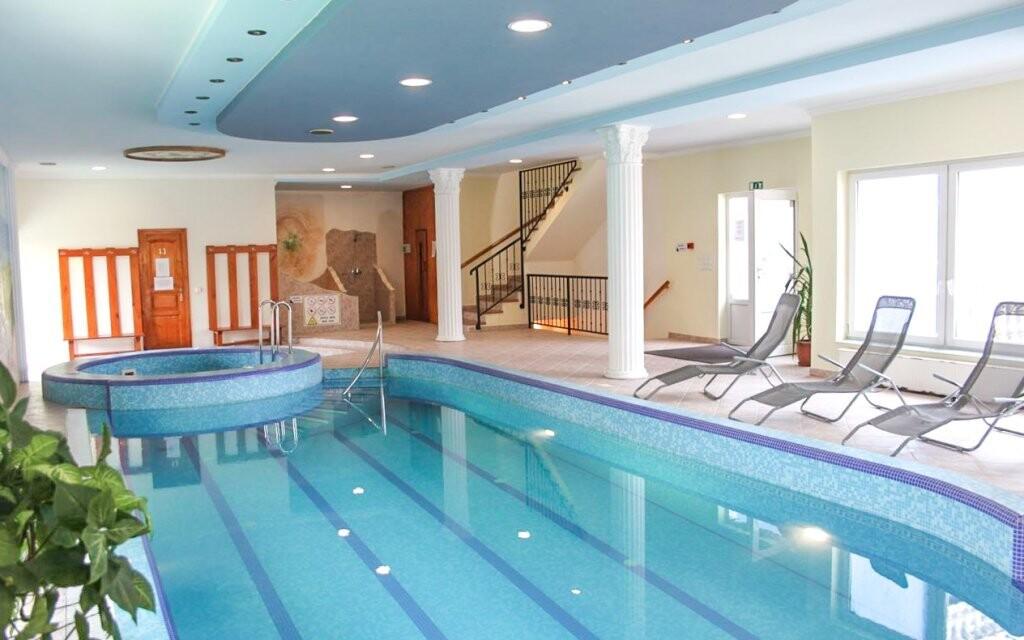 Užívejte si neomezeně pohodu v hotelovém wellness