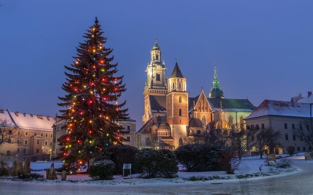 Historické město Krakov