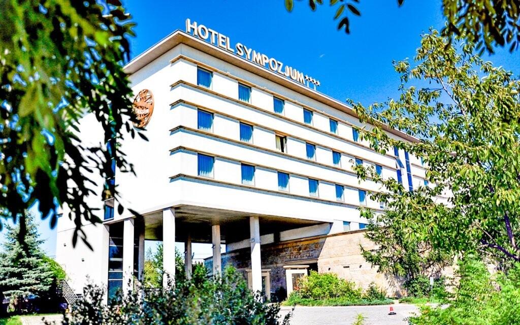 Luxusní Hotel Sympozjum & SPA ****